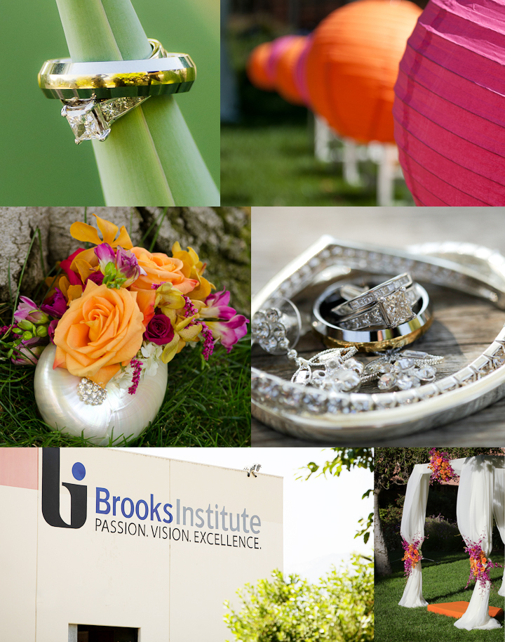 brooks institute wedding photography