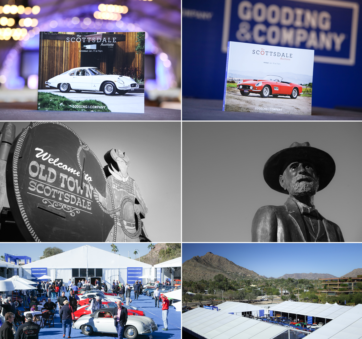 Gooding and Company Car Auctions