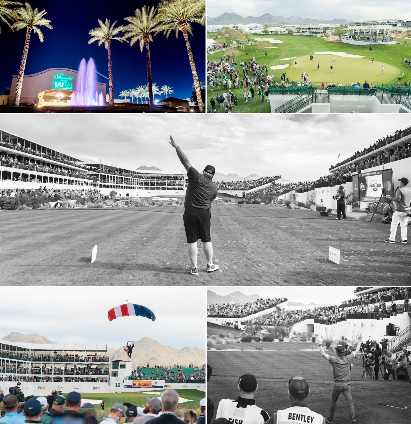 Jensen Sutta Photographer 2020 Annexus Pro-Am at the Waste Management Phoenix Open Photography