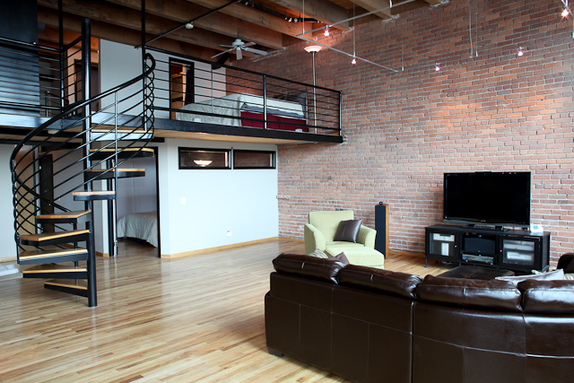 Downtown Denver Loft Architectural Photography Jensen Sutta Event Blog