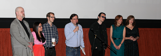 Peter Baldwin (director) Wallpapers Baldwin Moderator Peter Rainer Director Amy Berg Damien Echols and