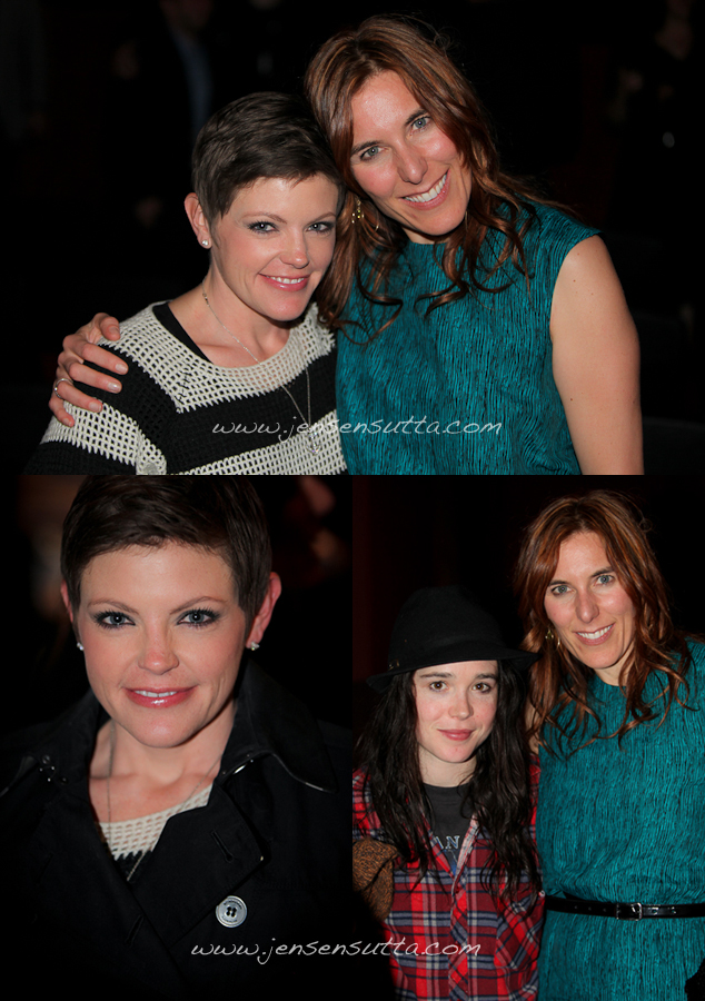 Photography of West of Memphis Three Natalie Maines Ellen Page