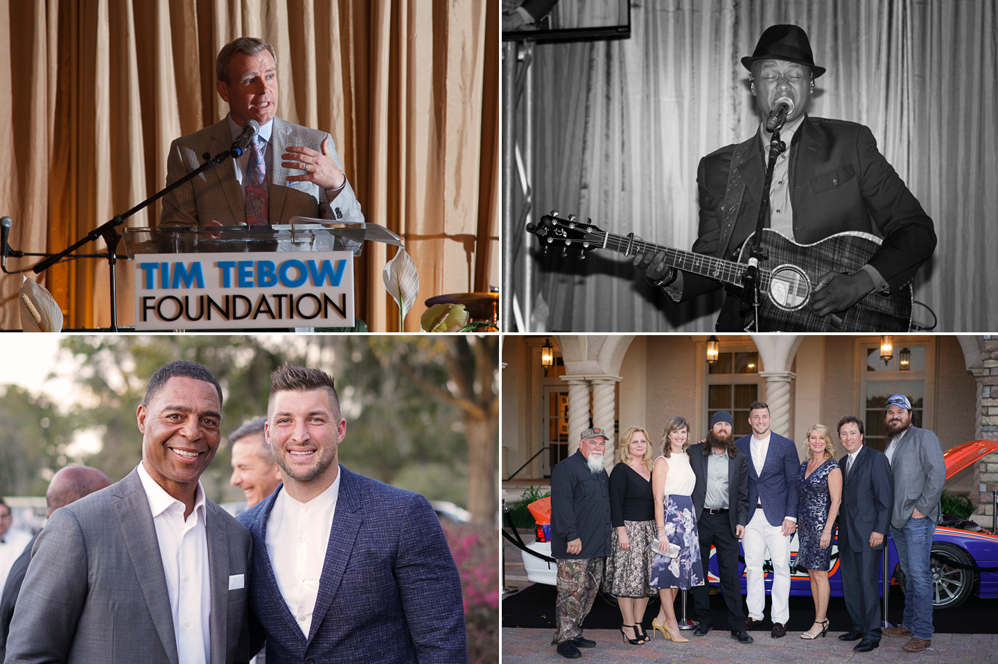 Tim Tebow Foundation Celebrity Gala