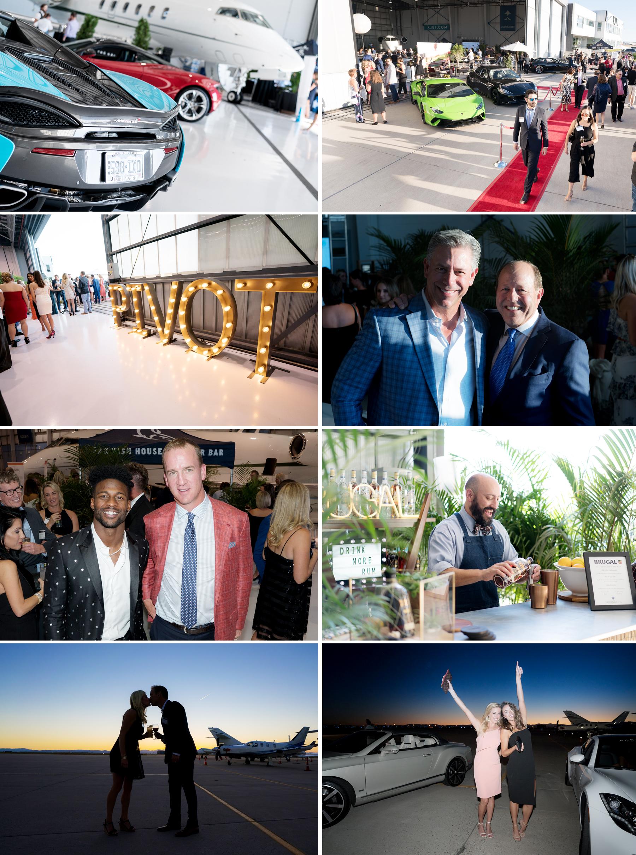 2018 Flight To Luxury, Pivot, Cuvee, Jensen Sutta Event Photography