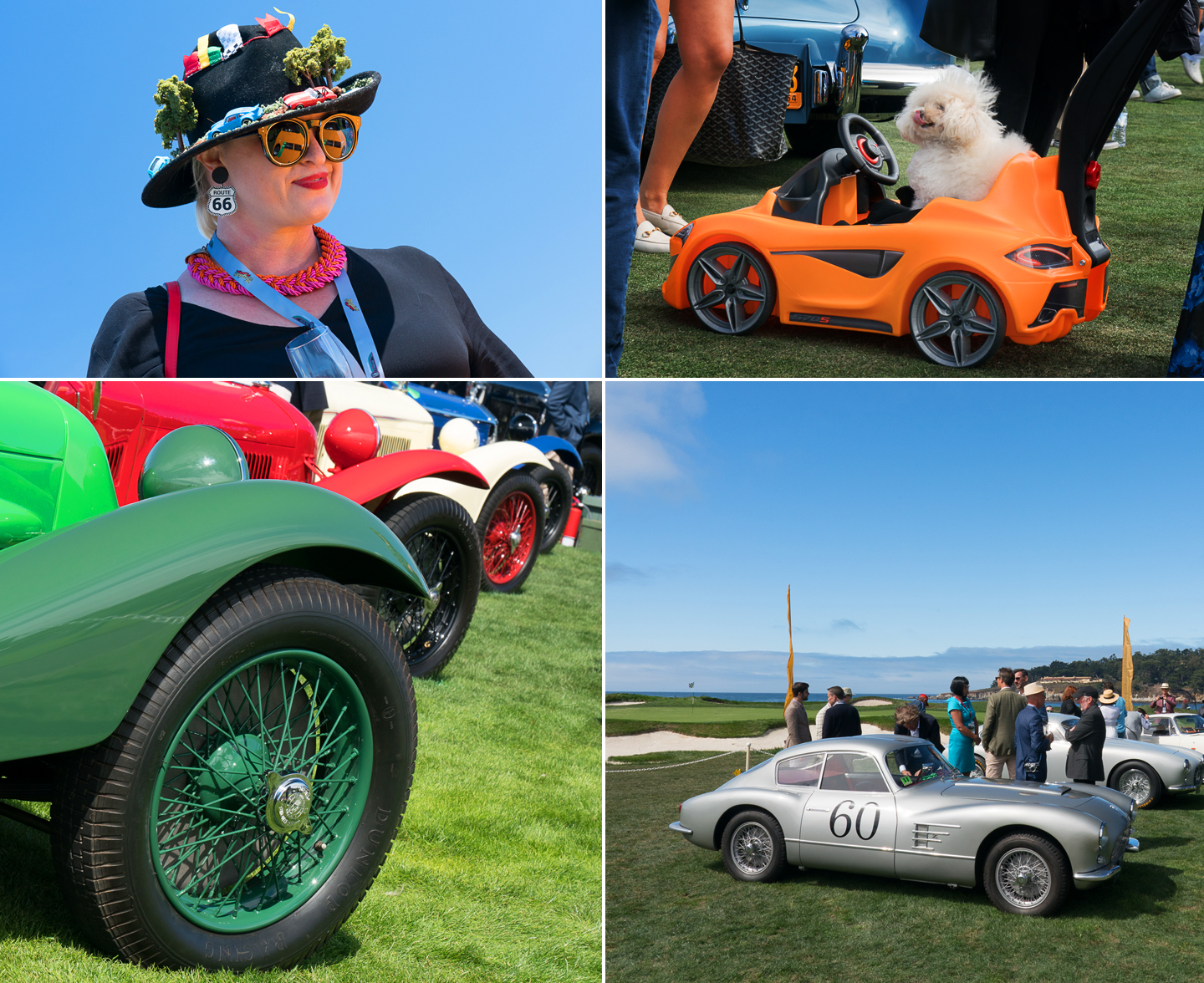 Gooding and Company Pebble Beach Concours d